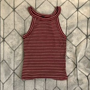 Windsor Stripped Top